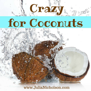 Crazy for Coconuts - Why you should use coconut oil